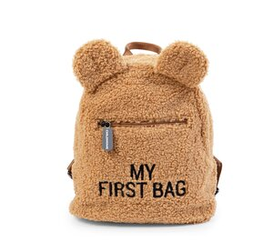 Childhome kids my first bag teddy Beige - Childhome